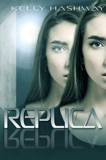 Replica ebook by Kelly Hashway