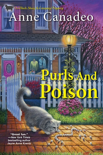 Purls and Poison ebook by Anne Canadeo