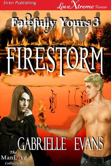 Firestorm ebook by Gabrielle Evans