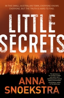 Little Secrets ebook by Anna Snoekstra