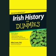 Irish History for Dummies audiobook by Mike Cronin