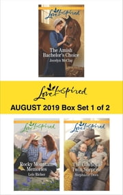 Harlequin Love Inspired August 2019 - Box Set 1 of 2 - An Anthology ebook by Jocelyn McClay, Lois Richer, Stephanie Dees