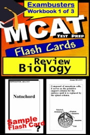 MCAT Test Prep Biology Review--Exambusters Flash Cards--Workbook 1 of 3 - MCAT Exam Study Guide ebook by Kobo.Web.Store.Products.Fields.ContributorFieldViewModel