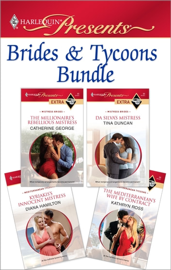 Brides & Tycoons Bundle - An Anthology ebook by Catherine George,Tina Duncan,Diana Hamilton,Kathryn Ross