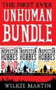First Ever Unhuman Bundle - Humorous Cozy Mysteries (Unhuman I, II and III) Comedy Crime Fantasy Collection - Inspector Hobbes and the Blood, Inspector Hobbes and the Curse, Inspector Hobbes and the Gold Diggers ebook by Wilkie Martin