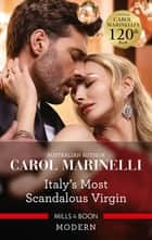 Italy's Most Scandalous Virgin ebook by