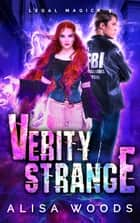 Verity Strange - Paranormal Romantic Suspense ebook by