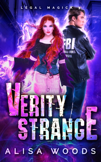 Verity Strange - Paranormal Romantic Suspense ebook by Alisa Woods