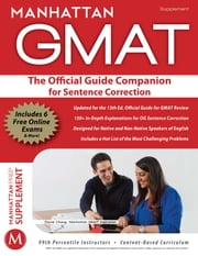 Official Guide Companion for Sentence Correction ebook by Manhattan GMAT