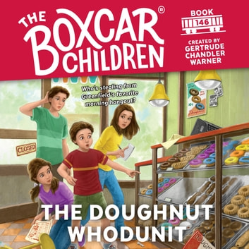 The Doughnut Whodunit audiobook by Gertrude Chandler Warner