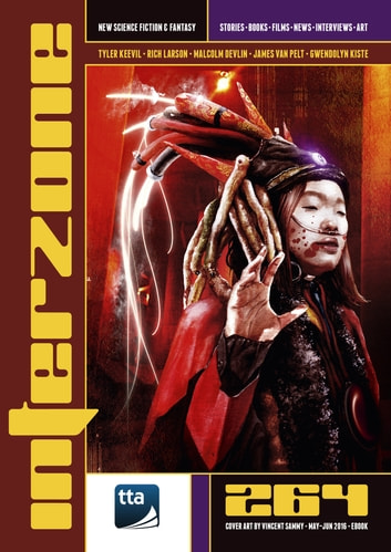 Interzone #264 (May-June 2016) ebook by TTA Press