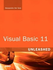 Visual Basic 2012 Unleashed ebook by Del Sole, Alessandro