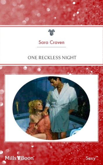 One Reckless Night ebook by Sara Craven