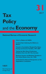 Tax Policy and the Economy, Volume 31 ebook by Robert A. Moffitt