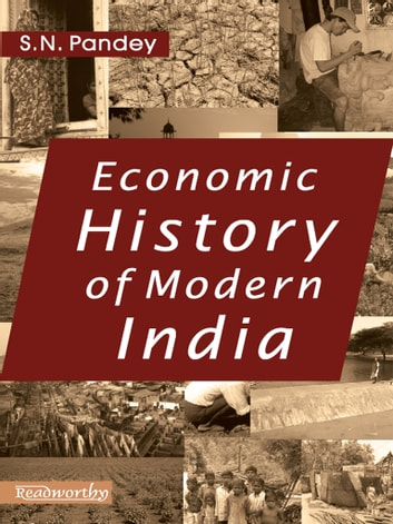 Economic History of Modern India ebook by S.N. Pandey