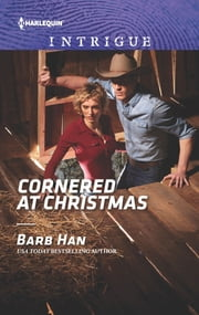 Cornered at Christmas ebook by Barb Han
