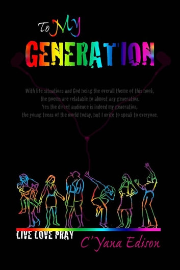 To My Generation ebook by Cyana Edison