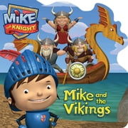 Mike and the Vikings - with audio recording ebook by Daphne Pendergrass,Style Guide