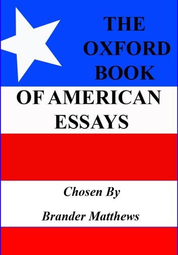 The oxford book of essays review