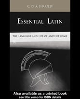 Essential Latin ebook by Sharpley, G. D. a.
