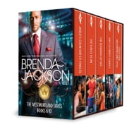 Brenda Jackson Westmoreland Series Books 6-10 - Jared's Counterfeit Fiancee\The Chase Is On\The Durango Affair\Ian's Ultimate Gamble\Seduction, Westmoreland Style ebook by Brenda Jackson