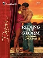 Riding the Storm ebook by Brenda Jackson
