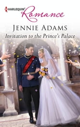 Invitation to the Prince's Palace ebook by Jennie Adams