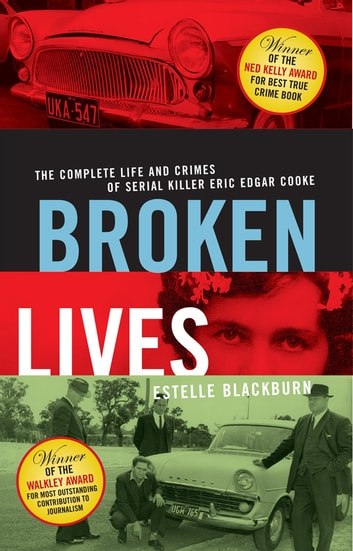 Broken Lives ebook by Estelle Blackburn