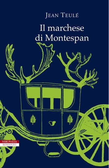 Il marchese di Montespan ebook by Jean Teulé