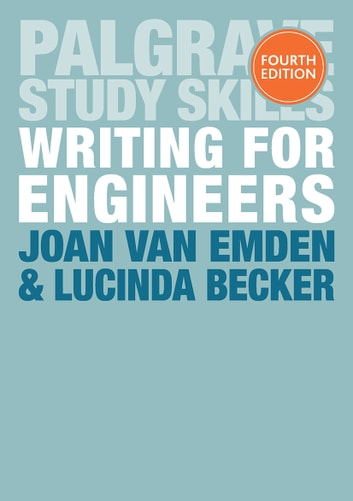 Writing for Engineers ebook by Joan van Emden,Lucinda Becker