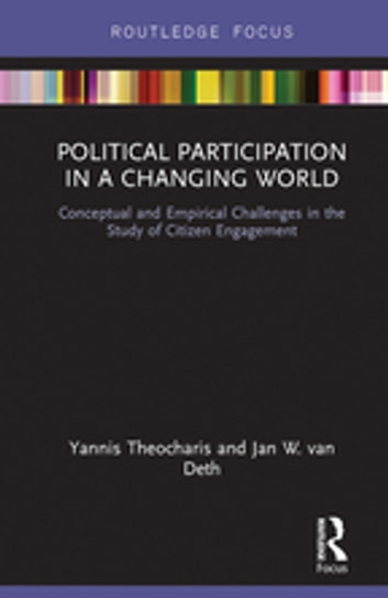 Political participation in a changing world ebook by yannis political participation in a changing world conceptual and empirical challenges in the study of citizen fandeluxe Images