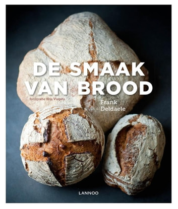 De smaak van brood ebook by Frank Deldaele