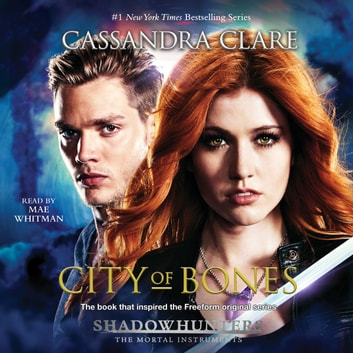 City of Bones audiobook by Cassandra Clare