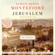 Jerusalem - The Biography audiobook by Simon Sebag Montefiore