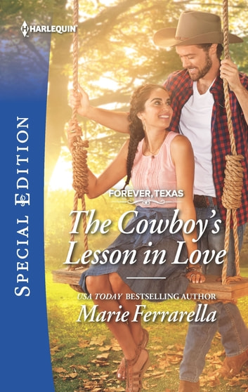 The Cowboy's Lesson in Love ebook by Marie Ferrarella