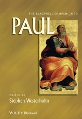 The Blackwell Companion to Paul ebook by