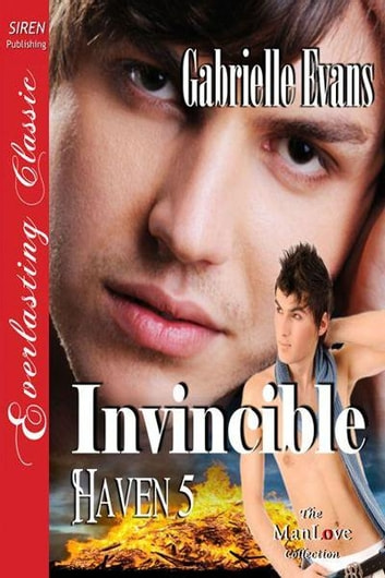 Invincible ebook by Gabrielle Evans