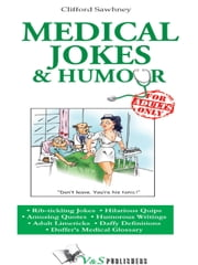 Medical Jokes & Humour ebook by Clifford Sawhney