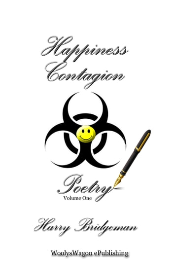 Happiness Contagion Poetry ebook by Harry Bridgeman