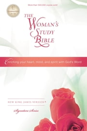 The NKJV Woman's Study Bible - Opening The Word Of God To Women ebook by Thomas Nelson