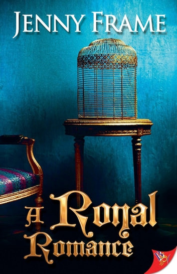 A Royal Romance ebook by Jenny Frame