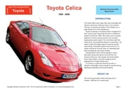 Toyota Celica Buyers' Guide ebook by Mellor, Chris