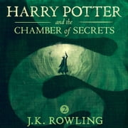 Harry Potter and the Chamber of Secrets audiobook by J.K. Rowling, Olly Moss