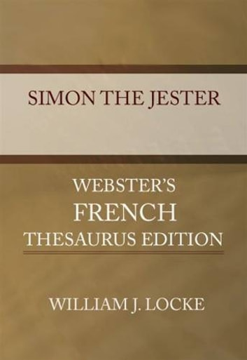 Simon The Jester ebook by William J. Locke