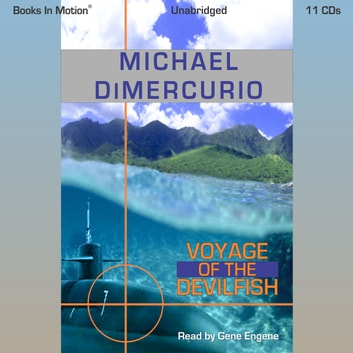 Voyage Of The Devilfish audiobook by Michael Dimercurio