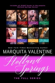 Holland Springs Complete Box Set ebook by Marquita Valentine