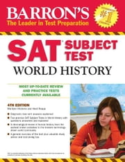 SAT Subject Test In World History ebook by Marilynn Hitchens,  Heidi Roupp