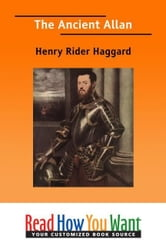 The Ancient Allan ebook by Haggard Henry Rider