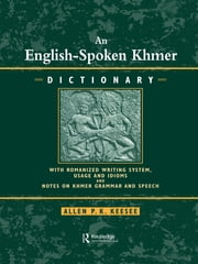 English-Spoken Khmer Dictionary ebook by Keesee
