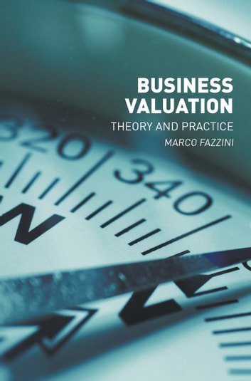 Business Valuation Book
